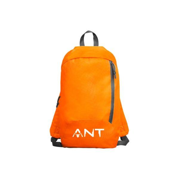 Borsa Ride arancione Antsport fronte