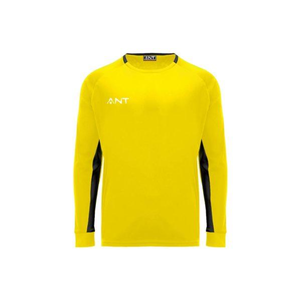 Maglia Keeper giallo Antsport fronte