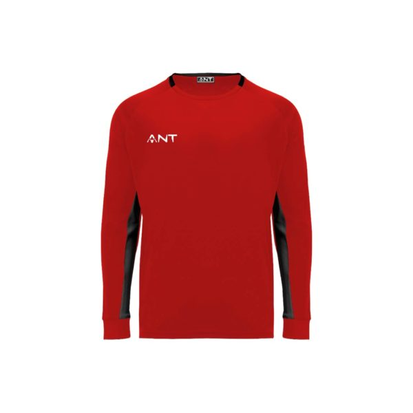 Maglia Keeper rosso Antsport fronte