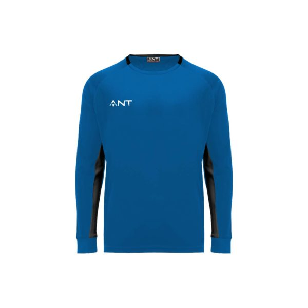 Maglia Keeper royal Antsport fronte