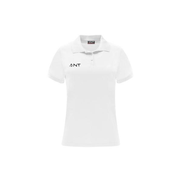 Tshirt Donna VEGA bianco Antsport fronte