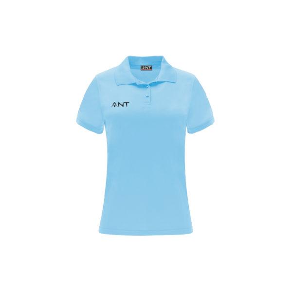 Tshirt Donna VEGA Celeste Antsport fronte