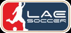 laesoccer logo