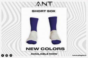 short sox blu navy ant antsport